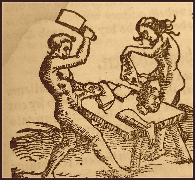 Kanibalizm nad Wisłą, cz. 1