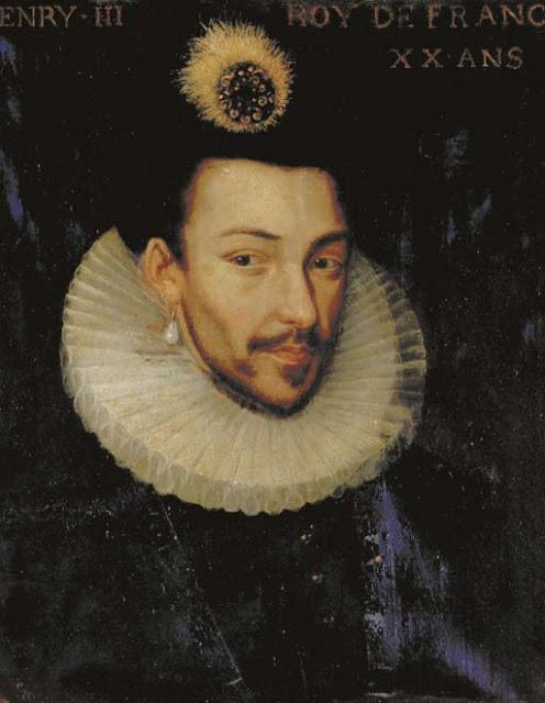 Król, co to w kolczykach, wyperfumowany i z makijażem chadzał, czyli gusta i zwyczaje Henryka Walezego