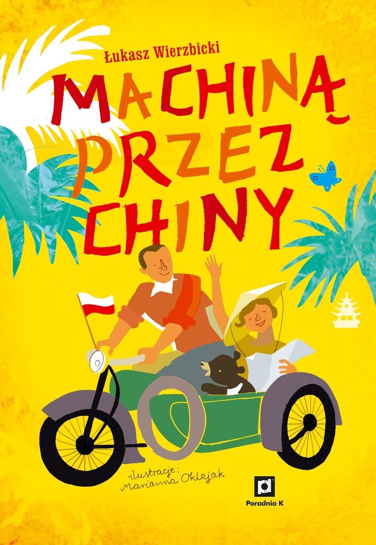 Książka dla włóczykijów – recenzja Machiną przez Chiny